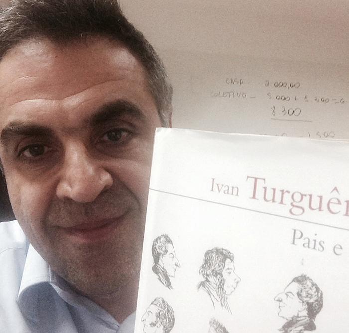 """Spoiler: Muarrek entrega o final do romance """"Pais e Filhos"""", deTurguêniev"""
