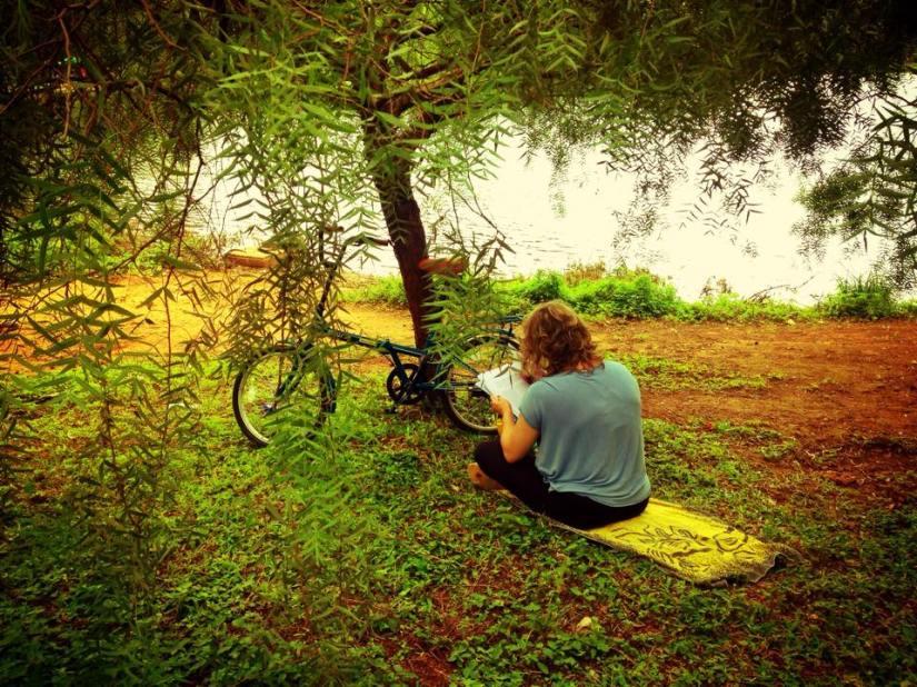 TMGL no parque em uma linda foto de Bruna Goldberger TeixeiraCoelho